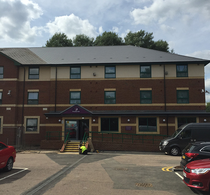 Premier Inn, Extension