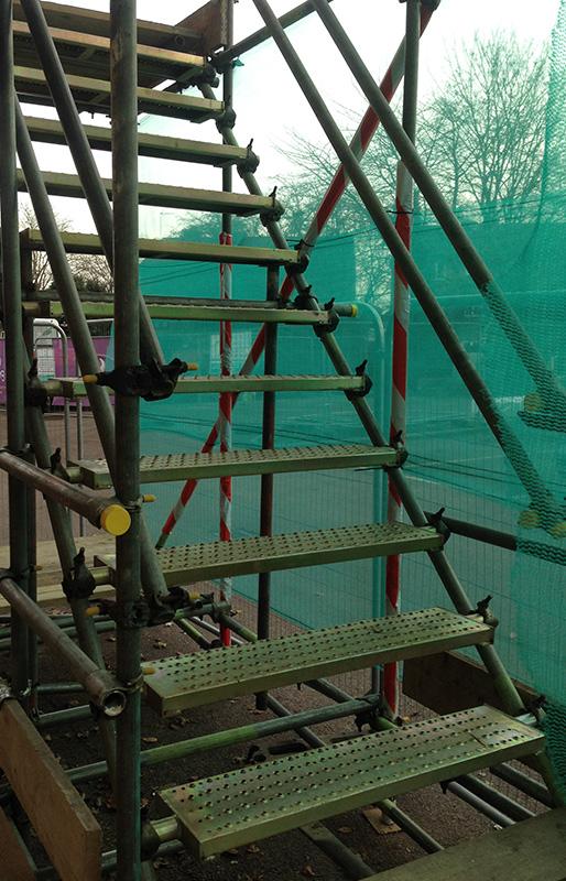 Scaffolders Bedford Levene Brickwork Ltd